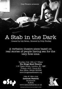 stab in the dark poster
